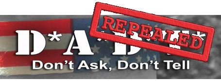 Don't Ask, Don't Tell: Repealed