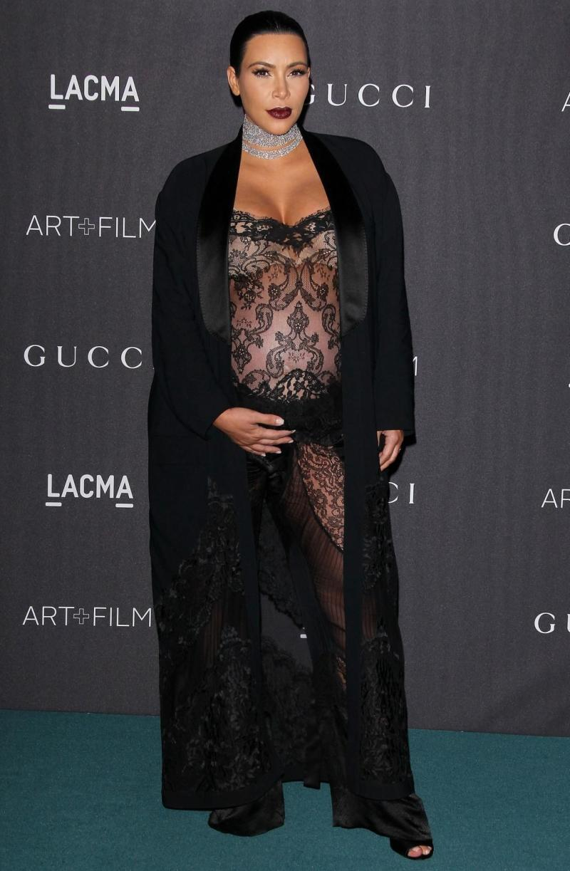 Kim K. on Eating Placenta: 'What Do I Have to Lose?'
